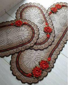 Diy Crochet, Crochet Doilies, Crochet Flowers, Bathroom Crafts, Crochet Animals, Diy And Crafts, Crochet Earrings, Crochet Patterns, Knitting