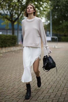 London Fashion Week SS17 Street Style     The UNDONE Picks