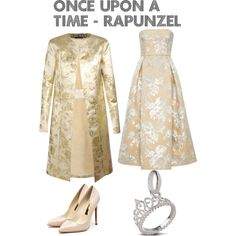 "Disney Bound | ""Disneybounding Once Upon a Time - Rapunzel"" by nuhaa on Polyvore"