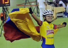 Fabriana Arias, campeona mundial de pista en la eliminación de 15.000 metros… Pista, Taipei, Style, World Championship, Champs, Colombia, Sports, Swag, Outfits