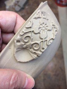 Stamped handles