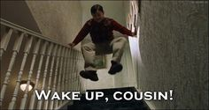 TV Quotes: Harry Potter - Quote - Wake up, cousin!