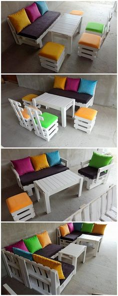 It looks so unique when you had a furniture idea in the outdoor location of the house. But this is an excellent idea when you are arranging the best seating settlement as in the house garden. It gives your whole house with such a fantastic and impressive sort of feeling.