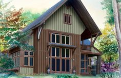 Board and batten siding lowes siding for Transition windows for homes