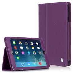 CaseCrown Bold Standby Case (Purple) for iPad mini / iPad mini with Retina Display (Built-in magnetic for sleep / wake feature) B00947G4FU - http://www.comprartabletas.es/casecrown-bold-standby-case-purple-for-ipad-mini-ipad-mini-with-retina-display-built-in-magnetic-for-sleep-wake-feature-b00947g4fu.html