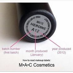 IS THIS TRUE? pinterest // @miiaaxa mac lipstick matte tips color