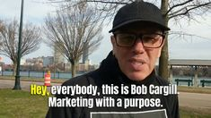 Marketing with a Purpose