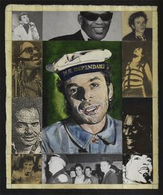 peter blake painted portraits - Google Search