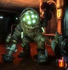 ~Bioshock~Creepy Game but I love it~