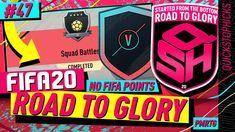 Fifa 20 Road To Glory 47 I Awesome 2 Player Packs I Marquee Matchups I Squad Battles Rewards Fifa Fifa 20 Glory