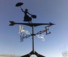 Mary Poppins weathervane weather vane | eBay