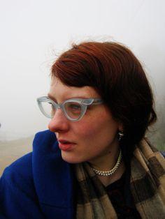 c86070b085 Cute retro glasses Face Jewellery