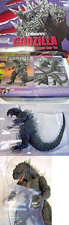 Godzilla 747: Special Color Ver. Godzilla 2000 Millennium (Mwb) Sh Monsterarts (2015) Bandai -> BUY IT NOW ONLY: $79.99 on eBay!