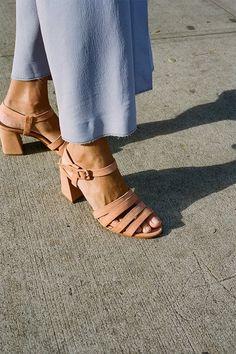 MNZ Palma High Sandal
