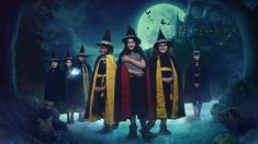 Here's your first look at the spooky Worst Witch TV remake, featuring stars from Game of Thrones and Downton Abbey . Kacey Ainsworth, Raquel Cassidy, Lyanna Mormont, The Hallow, Drama Tv Shows, Harry Potter, Call The Midwife, Netflix, Britain Got Talent