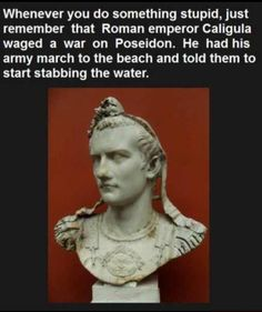 For my middle school history class. A reminder that history is full of fun stories.