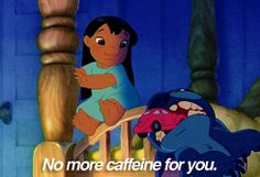 LOL .. I say this all the time with my Hubby ! he my little stitch..