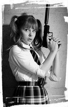 Hit Girl pic I Edited Chole Moretz, Cute School Uniforms, Very Beautiful Woman, Best Superhero, Mary Elizabeth Winstead, Scott Pilgrim, Boys Like, Chloe Grace Moretz, Beautiful Actresses