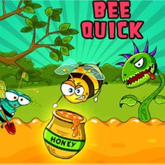 Buzz the #bee is a lazy bee. Buzz has been kicked out of many hives for not doing his #work. Help him keep his new #home by #harvesting #honey in this #fun new #adventure #skill #game.
