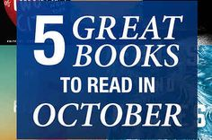 5 Great Books To Read In October - vse osim Eileen