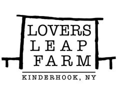 Lovers Leap began in 2012 but has already become one of our favorite vendors! They raise their pigs in a local pasture, feed them local feed and hay and they keep them free from any antibiotics.  Keep up the good work guys!