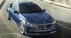 2018 BMW Alpina B7 Redesign and Price