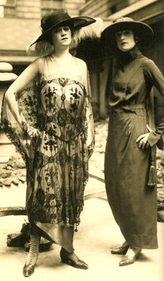 High fashion - 1920's