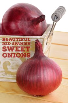 Red onions are so popular for almost any dish, and the best part is, you can still order them from Idaho and Eastern Oregon! Idaho, Onions, Oregon, Popular, Dishes, Canning, Vegetables, Country, Usa