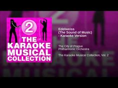Edelweiss (The Sound of Music) - Karaoke Version