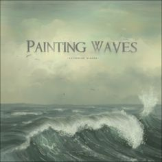 Tutorial for painting waves.