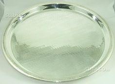 Vassoio Silver Plated, Calegaro: Magnifico - Arredamento e Casalinghi In vendita a Bologna