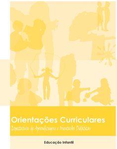 Orientações curriculares para educação infantil