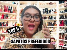 TOP 5 | SAPATOS FAVORITOS | Gabriele Gomes