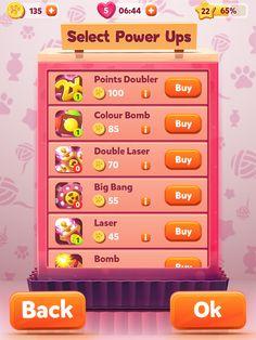 Candy Dash - 2d graphics design on Behance