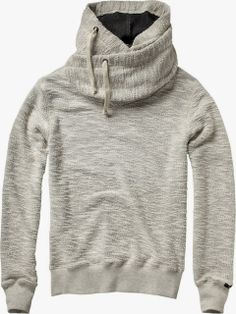 North Face Neck Lace Hoodie