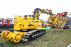 Work Train, Heavy Equipment, Nerf, Tractors, Monster Trucks, Vehicles, Car, Vehicle, Tools