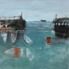 """""""Harbour Mouth"""" - Malcolm Taylor"""