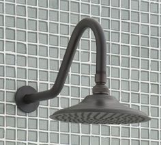Rain showerhead: The