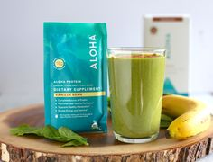 If you're a frequent gym goer or just find yourself running around all day, your muscles are probably craving whole foods, vitamins and protein. This week, we're partnering with Aloha, a healthy company focused on simple, vegan, GMO-free products created in a conscious manner. Made from organic