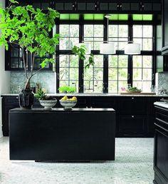 ⬛️ via @adesignersmind  #worldsuniquedesigns #kitchen #design #interior #architecture #designer #decorating #decorationideas #homedesign #black #kitchenstyling #loveit #interiordesign #interiordesigner #decoration #kitchendesign #içmimari #içmimar #içmimaritasarım #siyah #mutfak #mutfakdekorasyonu #mutfakdekor #dekorasyon #evdekorasyonu #likepost #kitchenstyle #likelikelike