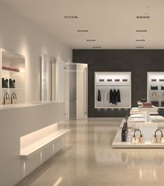 Attract your customer's eye to every detail of style exhibited in your showroom. Ambient Lighting By hafele