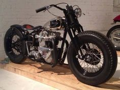 Nice and lovely classic Triumph bobber By Choppahead, Enjoy!     The following excerpt is from Iron & Air Magazine  Issue Ten, you can view ...