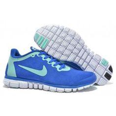 new product 0e853 4b534 ... Nike Free 3.0 V2 Anti-pels Herresko Blå   billige Nike sko   kjøp Nike  ...