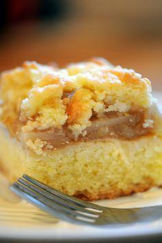 Polish Apple Cake (Szarlotka) - I knew us Polish people were good for something ;)