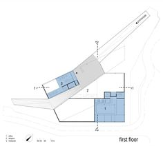 OÖ Science-Center Wels  I,level 1 plan