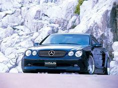 WALD Mercedes-Benz CL60 (C215) '1999–2002