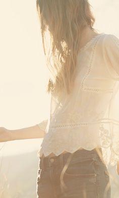 Velvet by Graham & Spencer :: Summer '15 ::  Model/Alana Zimmer