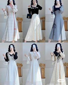 Bridesmaid Dresses, Wedding Dresses, Korean Outfits, Pretty Outfits, Korean Fashion, Tulle, Feminine, Anime Girls, Skate