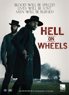 images from hell on wheels | Hell on Wheels