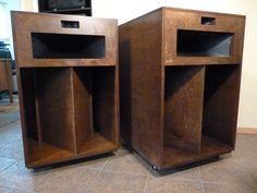 Restored Klipsch La Scala speakers